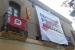 ERC denunciarà un col·lectiu de Montcada per arrencar pancartes en suport als presos polítics