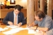 L'Ajuntament signa un crèdit amb la Diputació de Barcelona que destinarà al Pla d'Inversions