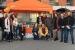 Joves de Ciutadans de Santa Perpètua participen en una recollida de joguines i aliments