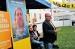 La presentació del llibre sobre Oriol Junqueras aplega un centenar de persones al pati d'ERC