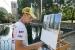 Amics de Santiga organitza la XXX edició del Concurs de Pintura Ràpida de Santiga