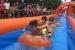 El tobogan aquàtic i les entitats locals protagonistes del segon dia de Festa Major