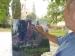 Joan Josep Català guanya el premi d'Honor del Concurs de Pintura ràpida de Santiga