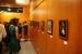L'artista Pau Vila presenta la seva exposició content pel fet que coincideixi amb l'inici de Festa Major