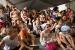 Un espectacle infantil i la matinal d'El Refugi omplen de nens i nenes el parc Municipal i la Rambla