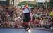 L'espectacle de circ de Festa Major, omple la plaça Terminal