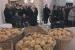 Unes 150 persones commemoren la festivitat de Santa Prisca