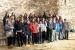 Alumnat de l'Escola Tabor visita l'ermita de Santiga