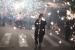 Un centenar de diables protagonitzen el Correfoc de la Festa Major