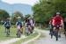 Més de tres centes persones prenen part en la Marxa en bicicleta