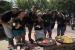La paella de Los Incansables guanya els primers premis de degustació i decoració