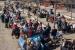 La XX Trobada de Puntaires atreu més de 350 persones al passeig dels Colors del parc Central
