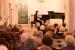 L'Església de Santiga s'omple per gaudir de l'actuació de la pianista Alba Ventura