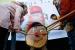 Uns 300 infants han participat a la Festa del Tió
