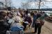 La XXI Trobada de Puntaires reuneix 350 persones al parc Central