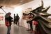 El taller Focs i tabals, la nova proposta de Museu en Família