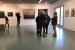 L'artista Àngels Rosés ofereix visites guiades a l'exposició Tardor