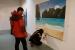 Aromes i pintura, nova proposta de l'Espai 1 amb Albert Venteo