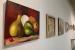 Avui s'inaugura l'exposició col·lectiva sobre fruites i verdures que reuneix obres de 58 artistes