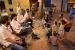 Clou l'Escola de Sardanes que aquesta edició ha comptat amb una trentena de participants