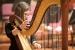La perpetuenca Laia Barberà, arpista titular a la Joven Orquesta Nacional de España