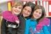 Ainhoa Randos, Emma Mur i Carolina Rodríguez