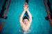 Sergi Castells: ''M'agradaria treure els estudis i treballar d'entrenador de natació''