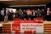 'Escoltem, dialoguem, treballem per Santa Perpètua' , lema del PSC per a les eleccions municipals