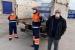 L'empresa BDtrans dona a Mogoda Serveis mil litres d'hipoclorit sòdic per a la desinfecció