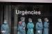 L'Hospital de Mollet redueix els ingressos per coronavirus