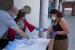 Nou repartiment de mascaretes infantils al Centre Cívic La Florida i Can Taió