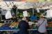 El mercat setmanal torna dijous al passeig de la Florida amb una desena de parades d'alimentació